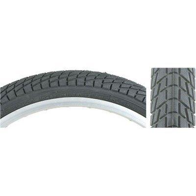 Sunlite Freestyle BMX Kontact Tires 20 x 1.95 Black/Black [並行輸入品] B07BNX1BWK