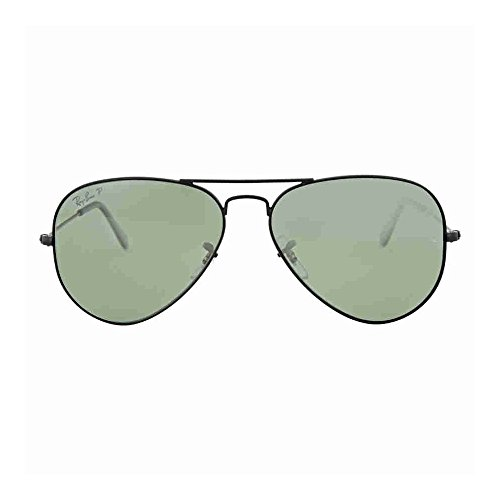 Black ban Sunglasses Metal Large Rb3025 Matte Ray Unisex Aviator I0wOnddxY