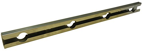(Music City Metals 08022 Stainless Steel Burner Replacement for Select Gas Grill Models by Broil-Mate, Huntington and Others)