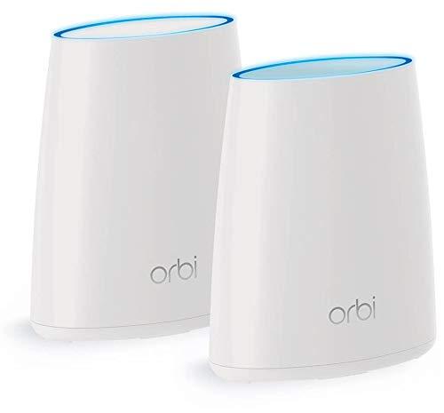 Netgear Orbi RBK40 AC2200 Whole Home Tri-Band WiFi System