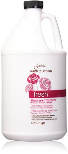 (Gena Fresh Scent Warm O Lotion Gallon, 128 Fluid Ounce)