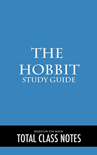The Hobbit: Study Guide