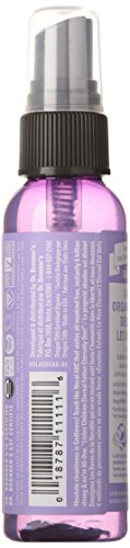 Dr. Bronner's Hand Sanitizer - Lavender - 2 Oz 2 Bath and Body Soap Hand Sanitizer CERTIFIED ORGANIC AND VEGAN. Certified organic by the USDA National Organic Program and certified Vegan by Vegan Action. Dr. Bronner's is also a proud supporter of animal advocacy organizations, and is Leaping Bunny certified cruelty-free