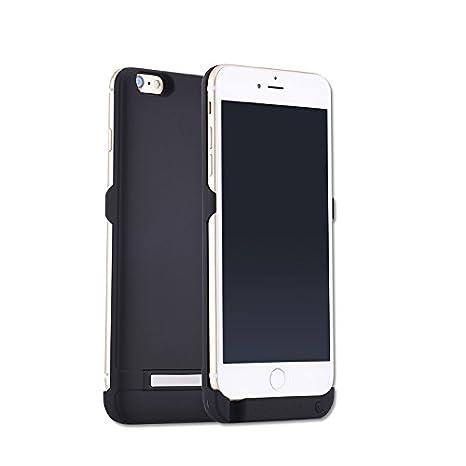 mini kitty Funda Bateria iPhone 6s 6, 3000 mAh Carcasa ...
