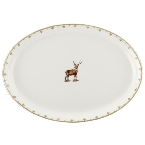 Glen Lodge Oval Platter ()