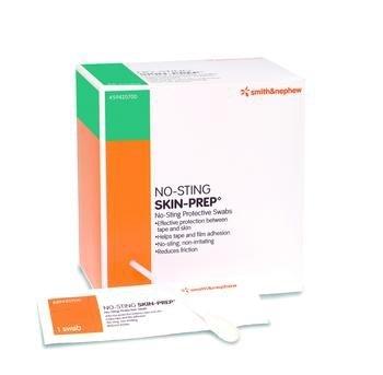 Smith & Nephew No-Sting Skin Prep - Swabs - Box of 50 - UNS59420700_bx by SMITH & NEPHEW INC.