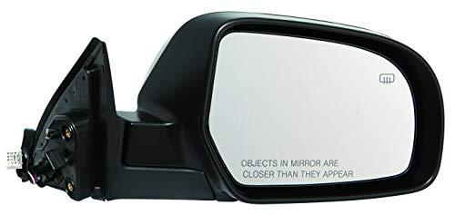 (KarParts360: Fits 2012 2013 2014 SUBARU LEGACY Door Mirror - Passenger Side - Power, Heated,)