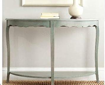 Amazon Com Narrow Console Table Entry Tables For Hallways