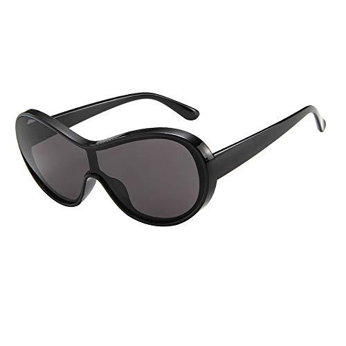 Sunglasses for Women Myoumobi_ Polarized Designer Fashion Sports Sunglasses for Baseball Cycling Superlight Frame Black ()