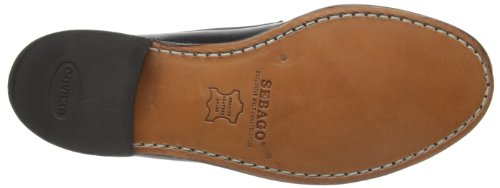 Sebago Men's Classic Leather Loafer Black sale from china kRc6gnoDlY