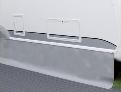 Hindermann Bodenschürze Premium Hellgrau 6 X 0 5 M Auto