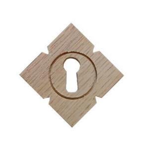 WK-24 OAK VICTORIAN KEYHOLE COVER + FREE BONUS (SKELETON for sale  Delivered anywhere in USA