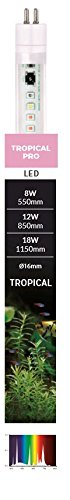 Arcadia 12 Watt sostituisce 35 Watt Tropical Pro LED T 5 ricambio per acquario Juwel Hi Lite illuminazione 742 mm