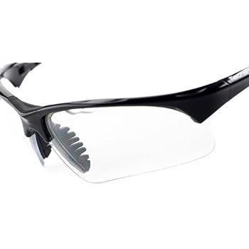 52d50ab708 Tecnifibre Absolute Squash Eyewear Black