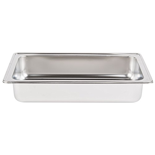 Pan Replacement Water (Vollrath 25562-1 Replacement Water Pan for 8 Qt. Roll Top Chafer)