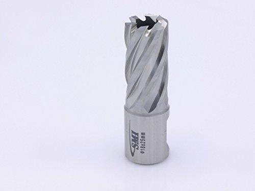 HSS Kernbohrer 18 mm Drm. Schnitttiefe 25 mm Aufnahme 19 mm Weldonschaft