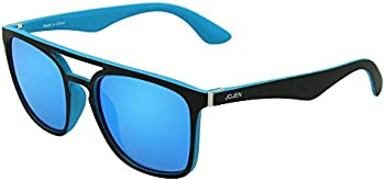 Jojen JE001 Ultralight Frame Polarized Sports Unisex Sunglasses