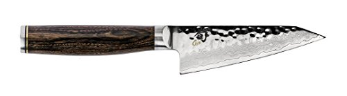 Shun TDM0729 Premier Honesuki Knife, 4-1/2-Inch by Shun