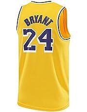 YIYOUR Men's Basketball Jersey #23 Jordan Sleeveless T-Shirt Top Sport 90s Bulls Jerseys