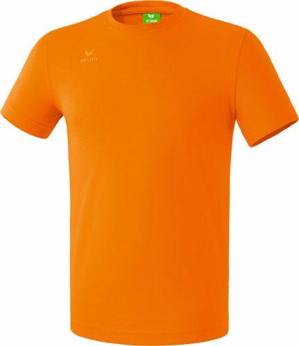 erima Kinder T-Shirt Teamsport, Orange, 140, 208339