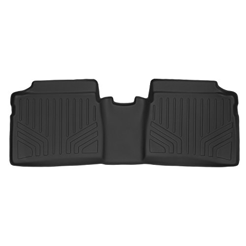 (Maxliner MAXFLOORMAT Second Row Custom Fit All Weather Floor Mat for Select Toyota Prius Models - (Black))
