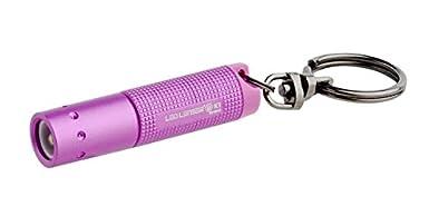 Zweibr/üder LED LENSER K1 Pink Box,torcia