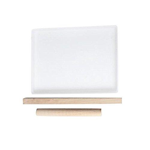 - Fityle 3pcs/set Nougat Chocolate Cutter Plastic Molds DIY Baking Accessories Kitchen - 29x23x2cm