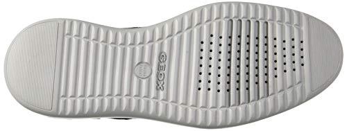Para Zapatos A U Hombre Derby De Geox Winfred Azul Cordones pq0Ex7