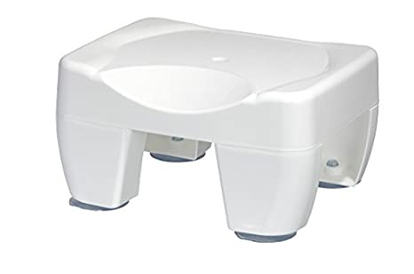 Wenko secura sgabello per vasca da bagno antiscivolo