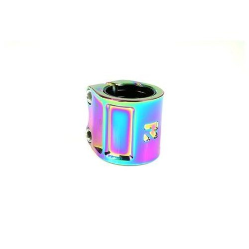 Root Industries Air Double Clamp Neochrome Neo chrome Rocket Fuel