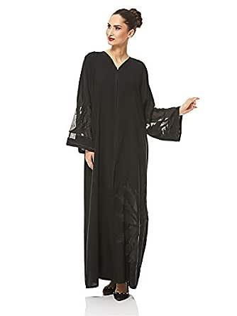 ايه تي ايه ام Casual Abaya For Women
