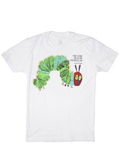Eric Carle Merchandise - Out of Print World of Eric Carle, The Very Hungry Caterpillar Unisex T-Shirt XX-Large