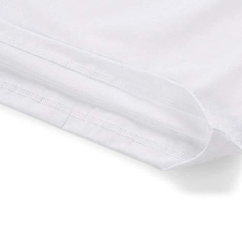 Taille 9 Imprimé Unie Blouses Top Homme Chemise De Grande Couleur Tee Manches Shirt Blanc Courtes Haut T Simple Polo shirt E Casual Slim Lâche Sport Femme Winjin Blouse Modèles EFqanwRBw