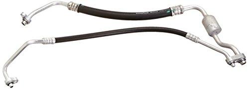 Condenser Hose Assembly (ACDelco 15-32654 GM Original Equipment Air Conditioning Compressor and Condenser Hose Assembly)