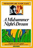 A Midsummer Night's Dream, William Shakespeare, 0833574329