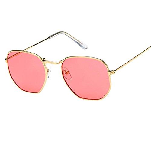 Plat Hommes Lunettes Femmes Sunglasses Petit Lent Ovale F Vintage Lunettes Rawdah Soleil Vue de Rétro De Été Lunettes wqYRPnXgax
