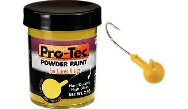 Fishing: ProTec Powder Paint (Powder Paint Jigs)