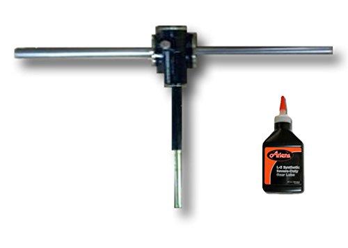 """24"""" OEM Ariens Gravely Aluminum Gearcase & Lube 53212700 Snowblower Snow Thrower by MowerPartsGroup"""