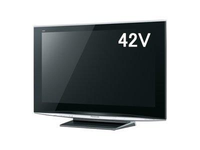 パナソニック 42V型 液晶テレビ ビエラ TH-42PZ800 フルハイビジョン   2008年モデル B0016HPLPU