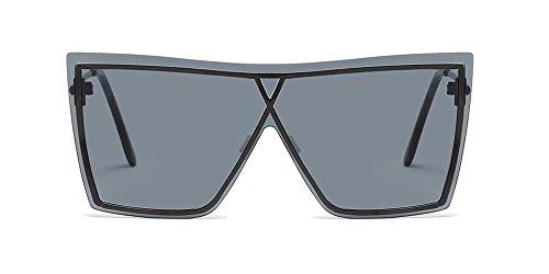 Mujer de UV400 Hombre Unisex XFentech de Gafas Estilo para y 02 sol FqppYwf