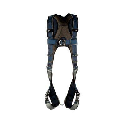 3M DBI-SALA ExoFit NEX Construction Harness, Alum Back/Side D-Rings, Medium, 1113124 from 3M Personal Protective Equipment