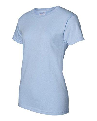 Gildan 6,1oz ultra algodón camiseta g200l Azul azul claro X-Small