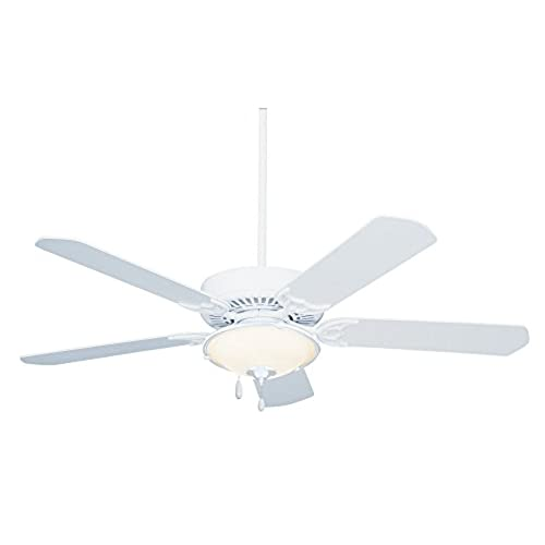 Ceiling fan with night light amazon emerson ceiling fans cf652ww summer night 52 inch indoor outdoor ceiling fan damp rated light kit adaptable appliance white finish mozeypictures Image collections