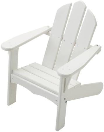 Little Colorado 140SW White Kids Adirondack Chair