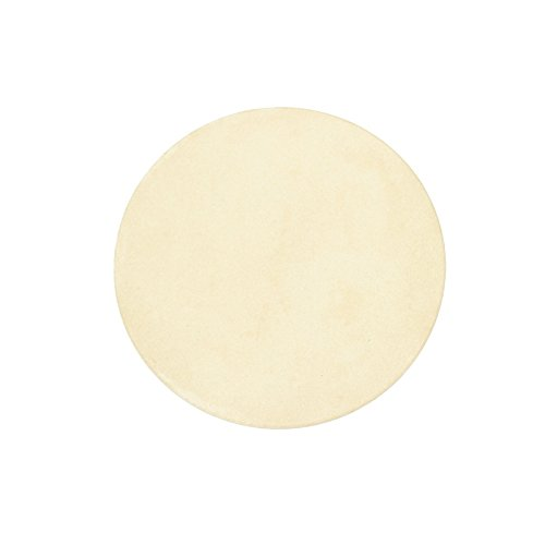 Pizza Big Egg Green - Aura Outdoor Products AOP-BSL Ceramic Pizza Stone for Large Big Green Egg, Kamado Joe, Weber