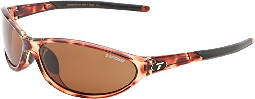 Tifosi Alpe 2.0 1080501050 Polarized Dual Lens Sunglasses,Tortoise,62 mm