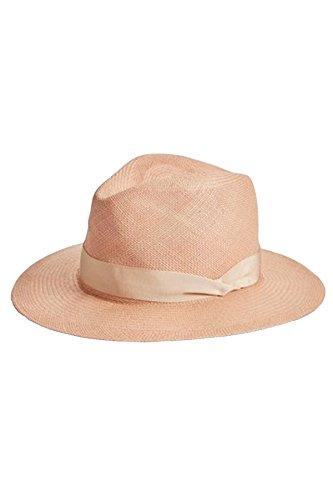 Rag & Bone Panama Pink Fedorah by rag & bone