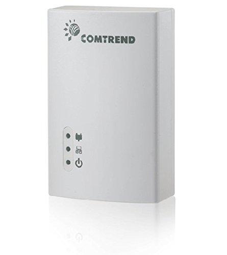 Comtrend AV200 200 Mbps Powerline Ethernet Bridge Adapter PG-9141S (1-unit) by Comtrend