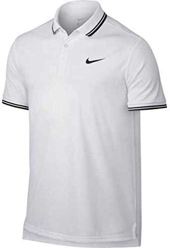Nike M Nkct Dry Polo Solid Pq Camiseta de Manga Corta de Tenis ...