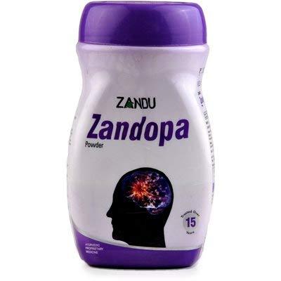 - Zandu Ayurveda Zandopa - 200g + Free Vetiver Bath Scrub by Zandu Ayurveda
